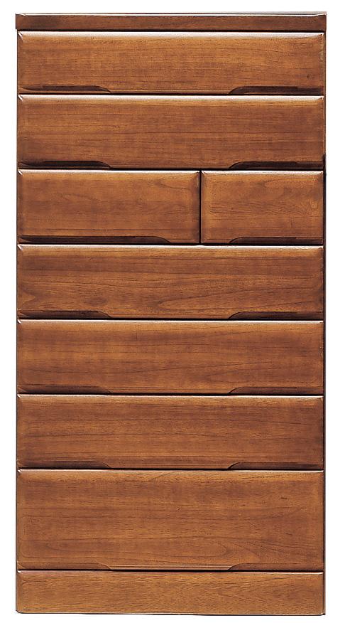 桐子25チェスト 75cm幅 日本製 桐タンス 押入れ 和風たんす 収納家具 送料無料 木製 洋服収納 和室箪笥ドロアー