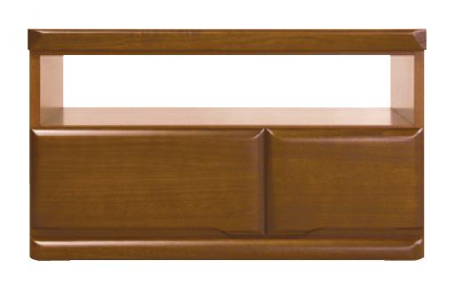 桐子25TVボード75cm幅 テレビ台 オーディオボード キャスター付き 日本製 送料無料 木製