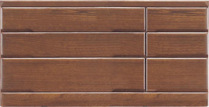 桐子503Bローチェスト 150cm幅 桐タンス 押入れ 和風たんす 収納家具 木製 洋服収納 和室箪笥ドロアー日本製家具 送料無料