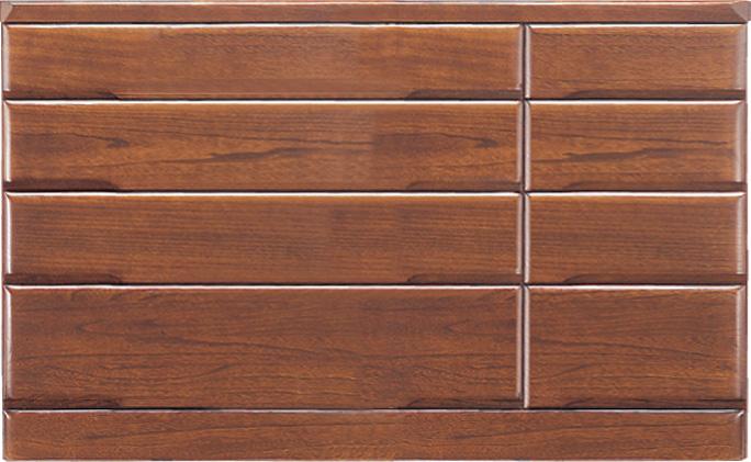 桐子50Bチェスト 150cm幅 桐タンス 押入れ 和風たんす 収納家具 木製 洋服収納 和室箪笥ドロアー日本製家具 送料無料