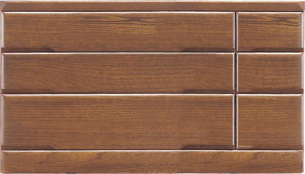 桐子453Bローチェスト 135cm幅 桐タンス 押入れ 和風たんす 収納家具 木製 洋服収納 和室箪笥ドロアー日本製家具 送料無料