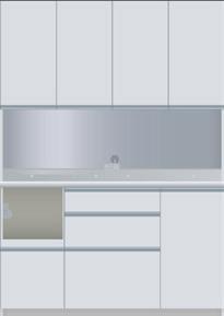 パモウナ CIL-1400R CIR-1400R食器棚 140開き戸キッチンボード ダイニングボード スタイリッシュ ナチュラル カップボード 送料無料 日本製