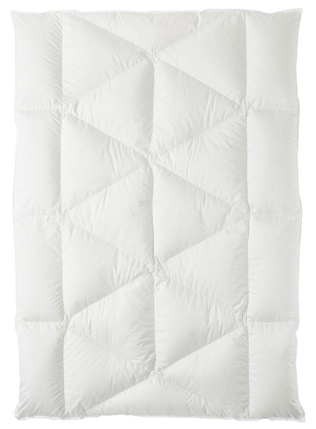 東京西川産業 NP7052 西川プレミアム 羽毛布団 高級ふとん ダブル KA27156013 厚手1枚もの nishikawa premium ポーリッシュホワイトグース 日本製寝具 送料無料