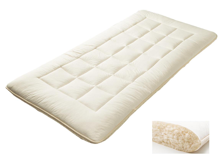 東京西川 NS7050 ウール敷きふとん クイーン 羊毛布団KD37346022 KD37376025 1枚もの コンパクト 日本製寝具 送料無料