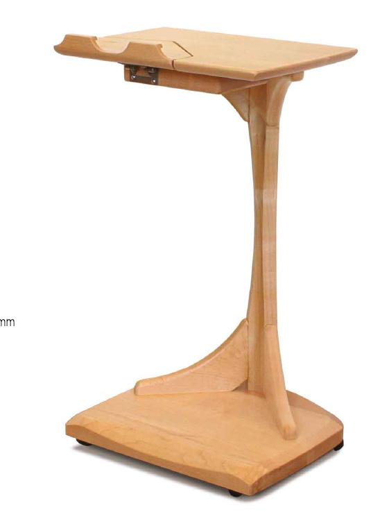 起立木工 バトラーPCテーブル ソファーテーブル パソコン置き サイド机 送料無料 日本製