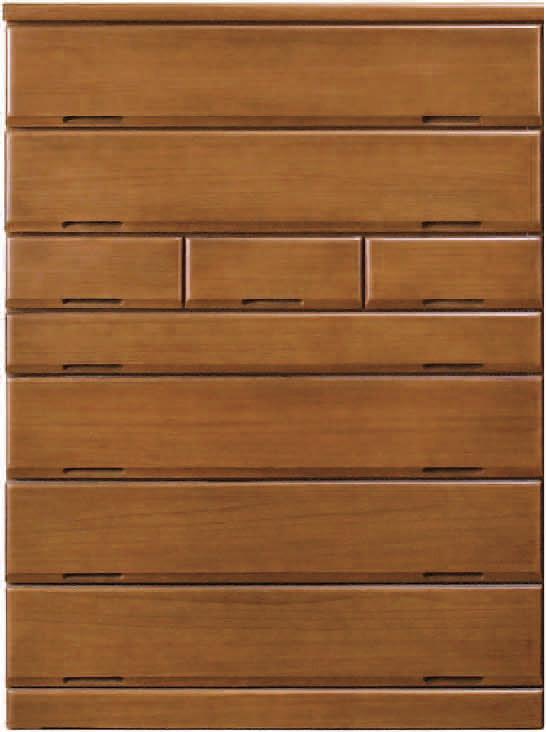 桐通/02941/100サイズ/ハイチェスト35/引き出しドロアー/和タンス/箪笥/ナチュラル/起立木工/日本製/送料無料