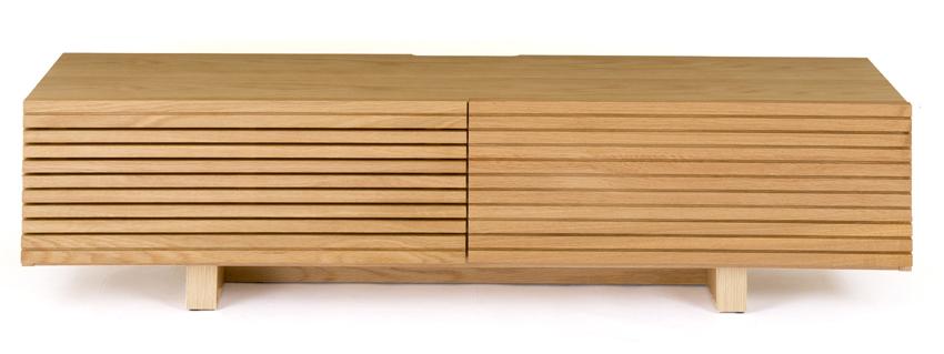 レグナテック セルカ180 テレビボード TV台 テレビ台 シンプルナチュラル 横桟調 ウォールナット・ホワイトオーク 木製 送料無料 日本製