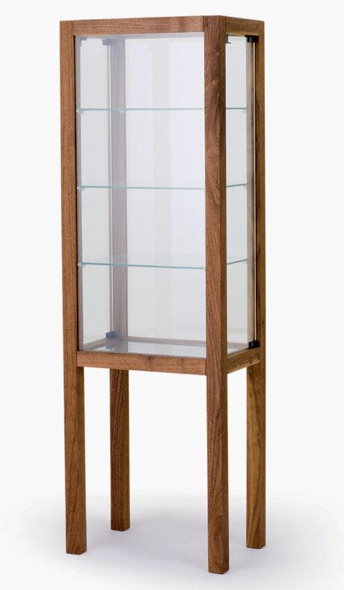 レグナテック ルーシュ キュリオ45 飾り棚 キュリオケース ガラス 木製 送料無料 日本製