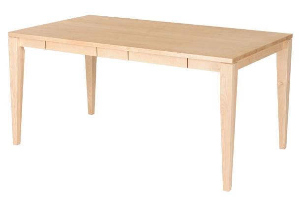 レグナテック リーヴス 引出し付 ダイニングテーブル 食卓机 食堂配膳台 送料無料 日本製家具 特注対応
