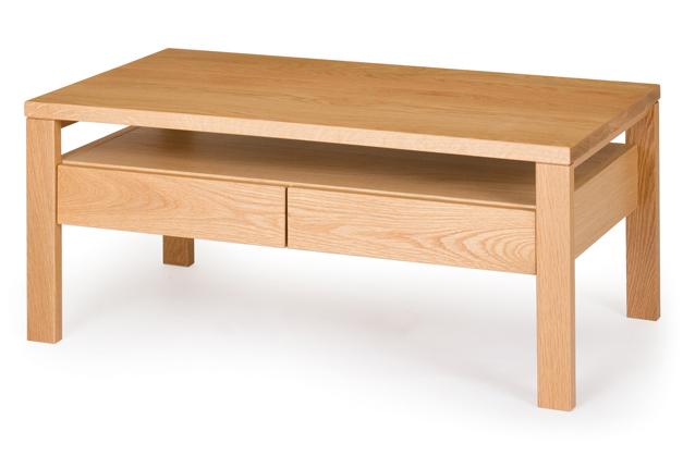 レグナテック ヴィータ90 リビングテーブル センターテーブル ソファー机 小引き出し 収納 シンプルナチュラル ウォールナット・ブラックチェリー・オーク 木製 LEGNATEC クラッセ CLASSE Grosse 日本製家具
