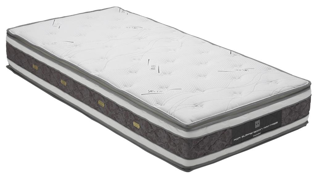 フランスベッド オーバートップエアサスペンションマットレス シングル AR-2000ピロートップ 日本製寝具 送料無料