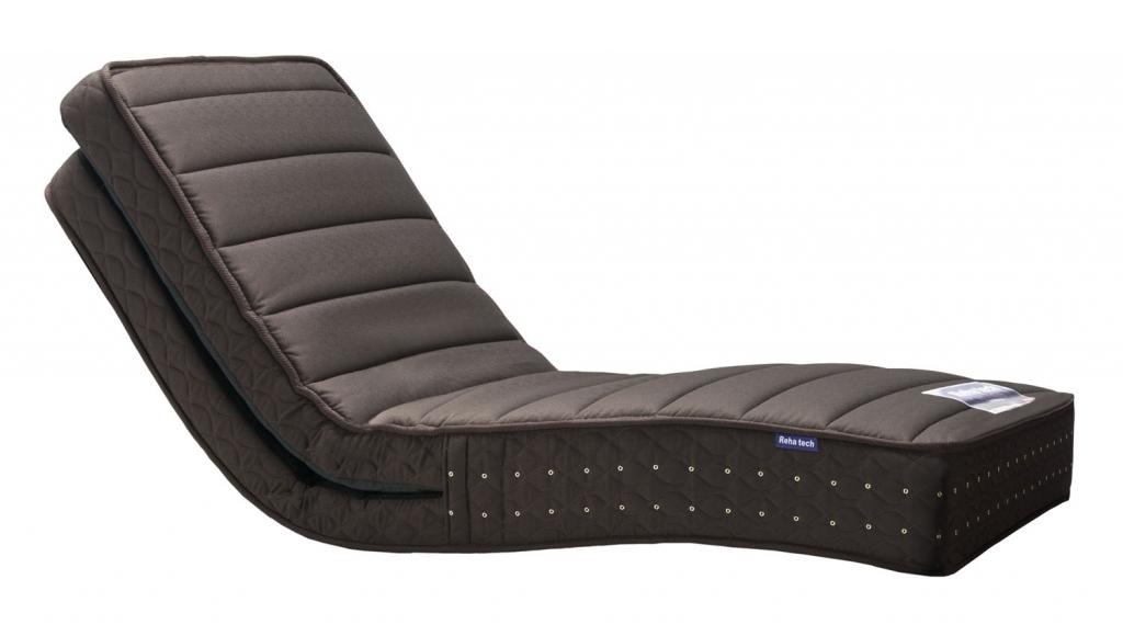フランスベッド 電動ベッド専用マットレス セミダブル RH-FK-SPL 高密度連続スプリング内蔵 腹部圧迫軽減 日本製 送料無料