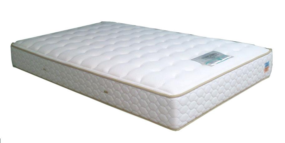 体重をしっかり支えるコンプルとダブルデッキのマットレス! フランスベッド DDW-AS-プレミアムコンプル セミダブル 低厚マルチダブルデッキスプリングマットレス ミディアム 日本製寝具 送料無料