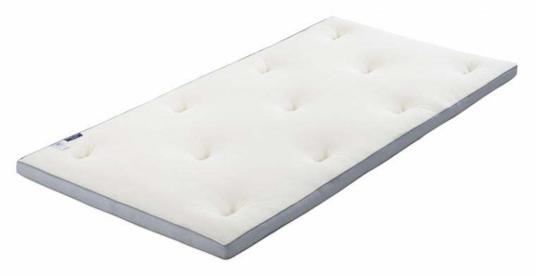 フランスベッド やわ肌トッパー敷布団 マットレスパッドトッパー オーバーレイ シングルサイズ 日本製 送料無料