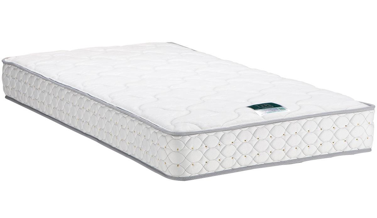 フランスベッドZT-W055 セミダブル ゼルトスプリングマットレス 高密度連続スプリング 日本製寝具 送料無料 ミディアムハード