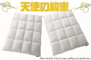 フランスベッド Nシステマ天使の約束キングダウンフトン 羽毛ふとん 温かい シングル×2枚 合掛け布団 日本製寝具 送料無料