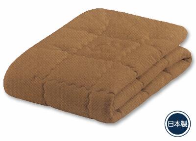 フランスベッド キャメル&ウールベッドパッド ダブル 羊毛布団カバー メーキングセット シーツ2枚セット 布団カバーセット マットレスカバー 送料無料