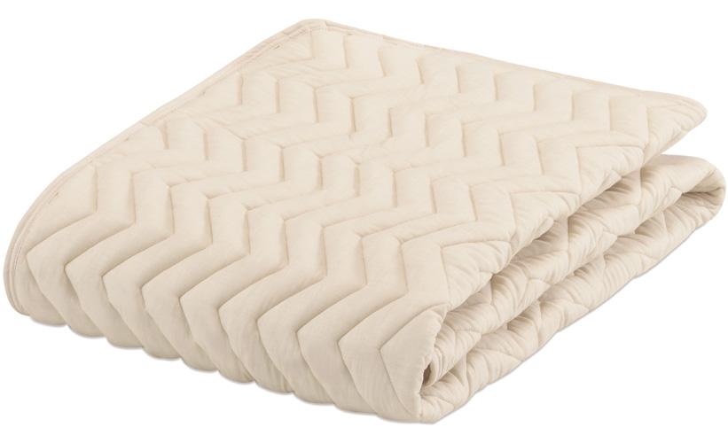 フランスベッド グッドスリーププラスバイオベッドパッド キング 布団カバー 寝装品 送料無料