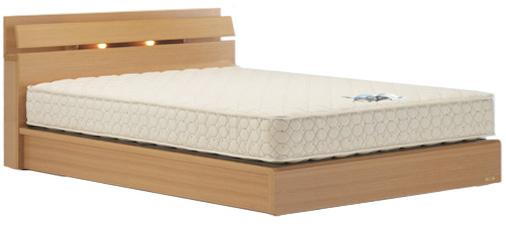 フランスベッド ネクストランディ904C シングル ノーマルタイプ 箱型 ナチュラル 小棚 マットレス付き・照明付き 木製 ノーマルタイプ ナチュラル ダーク日本製 送料無料 マットレス付き, 行田市:fe0cf07a --- novoinst.ro
