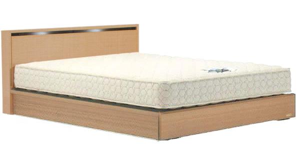 フランスベッドマットレス付きのベッドセット フランスベッド ネクストランディ302C クイーン170 ノーマルタイプ 箱型 安い 激安 プチプラ 高品質 タイムセール 照明 木製 ナチュラル ダーク日本製 送料無料 キャビネット 小棚 マットレス付き