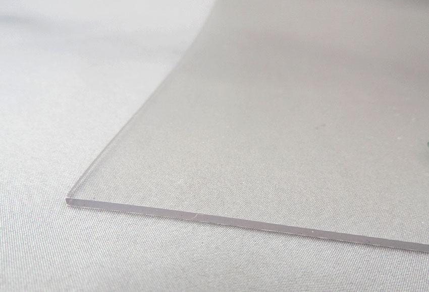 テーブルマット900×1800mm(透明・2mmタイプ)テーブルクロス PSマット ビニール デスクマット 送料無料
