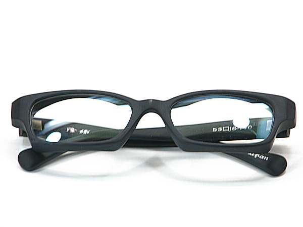 こだわり日本製メガネ【TO-013-C2】度付きレンズ付【送料無料】隆織・重厚感ある厚み