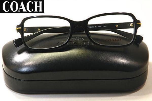 送料無料 ・コーチ【COACH】度付きレンズ付【HC6055F(Laurel)-5002】ユニセックス メンズ レディース・フルリム・セル枠