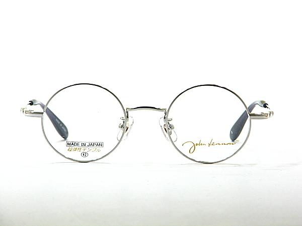 あの伝説が復活!!John Lennon(ジョンレノン)度付きレンズ付セット【john lennon】【JL-1010-2】送料無料