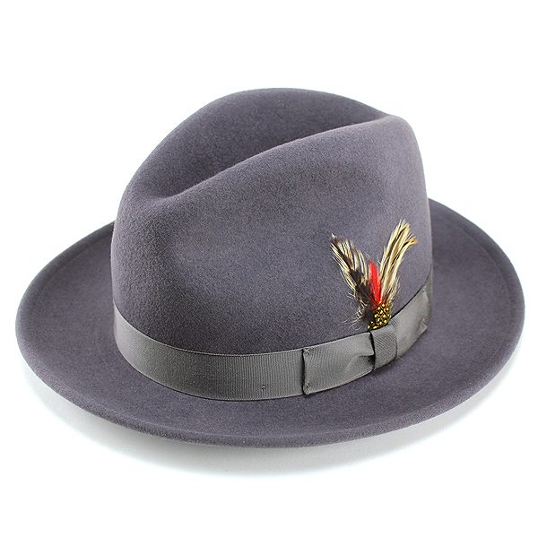 5025f463 Hat mens New York Hat (New York Hat) turu Hat hats wide brim caps Hat The  Fedora felt Hat gray (cute fall for fall/winter merchandise CAP and hat 30s  ...