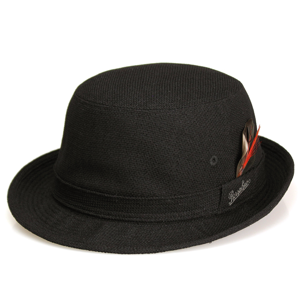 ff4efb79afd Borsalino borsalino spring summer men s hat linetronmixalpen Hat   bs452-011  black  alpine hat  gifts spring summer cool Hat fashion  (bladder and mens Hat ...