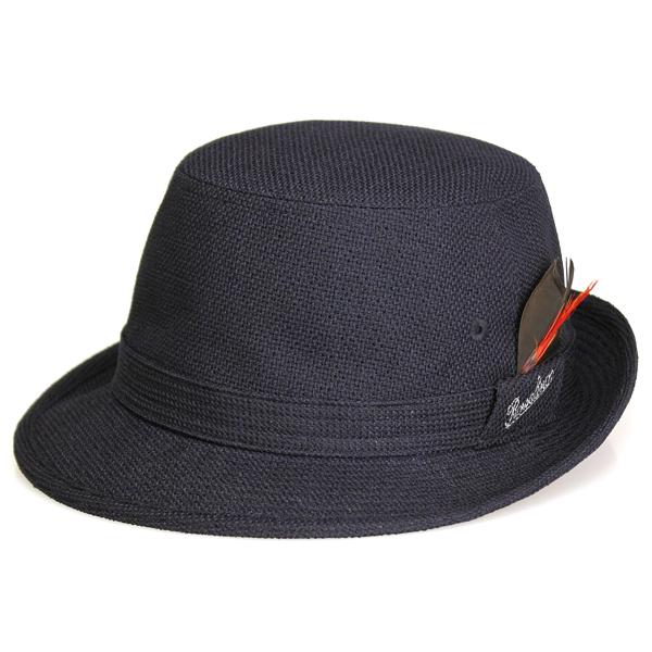 acf269dd555 Borsalino borsalino spring summer men s hat linetronmixalpen Hat Dark Navy  Blue