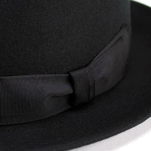 Turu Hat wool black felt commot Cap body men's women's FUJI HAT huge heat hat】 (autumn/winter for fall/winter merchandise Hat CAP and fashion Hat Caps hats felt hats wool hat trends fall winter) (senior day)