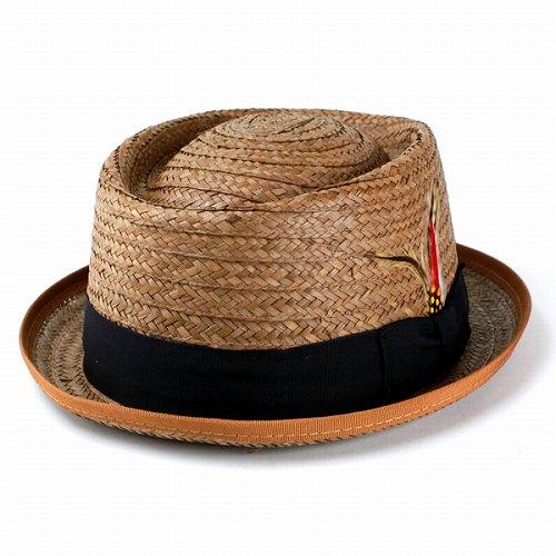 Hat Hat mens New York Hat straw hat New York Hat Caps hats small brim  coconut ladies Coconut Be-Bop 2130  straw hat