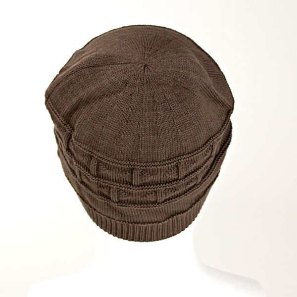 «««Cotton Hat 100% short watch / men's / women's / season / storage / Brown Brown (casual hat and fashion Kamon Cap knit hat Cap fall/winter cotton knit Cap Kamon fall winter winter)