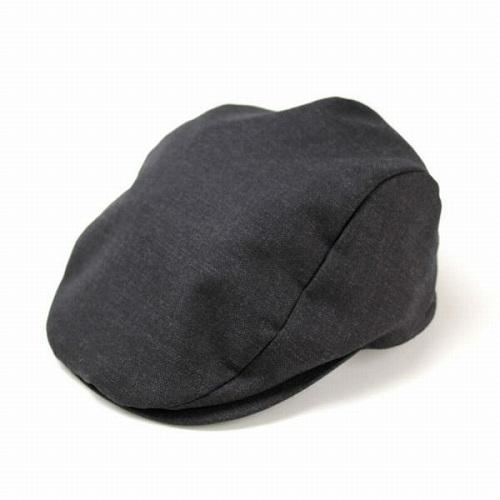 mila schon (ミラショーン) 帽子 スーパーウール ハンチング ハンチング帽 紳士 ダークグレー [ ivy cap ] (ハンチング帽子 秋冬用 秋冬商品 帽子 ぼうし おしゃれ きれいめカジュアル ファッション ハンチング帽 ハンチングキャップ 通販 ) 送料無料