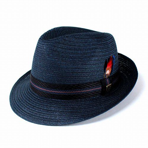 ceacd22e Hats / men's / turu Hat /KNOX / Knox / linen Brad / Hat / women's / straw  series / shiny / Hat / summer / Navy Navy (hat CAP and stylish adult casual  ...