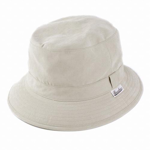 帽子 メンズ ボルサリーノ gore-tex 防水 サハリハット 大きいサイズ アウトドア ライトベージュ (サファリハット borsalino ハット プレゼント サファリハット 通販 サファリ ハット カメラマンハット 大きいサイズ 紳士帽子 男性 ぼうし オシャレ おしゃれ)