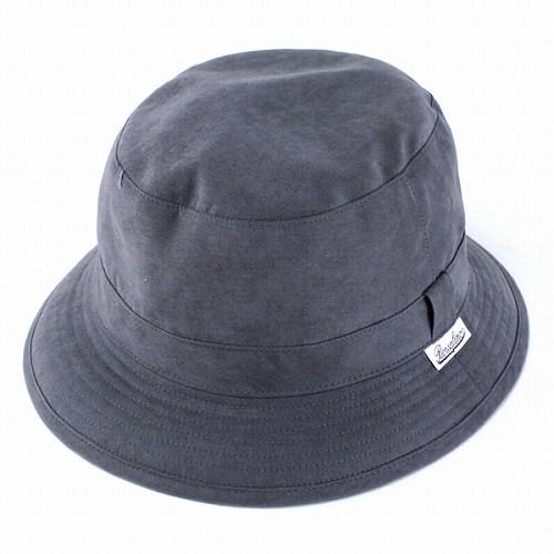 帽子 メンズ ボルサリーノ gore-tex 防水 borsalino サハリハット 大きいサイズ アウトドア チャコールグレー (アウトドアファッション 帽子 ぼうし ハット サファリハット アウトドア 登山 サファリ 通販 ボルサリーノハット 紳士帽子 男性 おしゃれ)