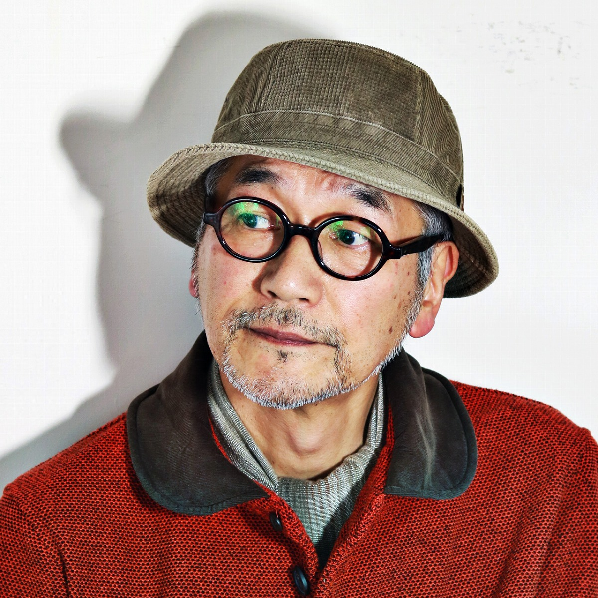 Cap Hat mens borsalino corduroy sahari Hat autumn winter corduroy   in tea  (Safari Hat borslino made in Japan winter cap and fashionable gift men s  men s ... 1fe9c7208797