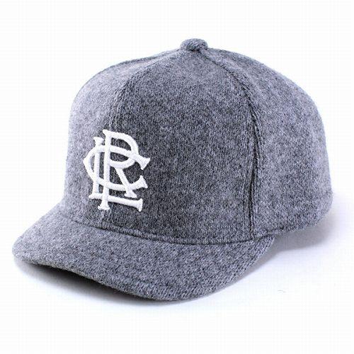 e528da16d64 ELEHELM HAT STORE  Umpire Cap grey GRAY Racal local UMPIRE CAP knit ...