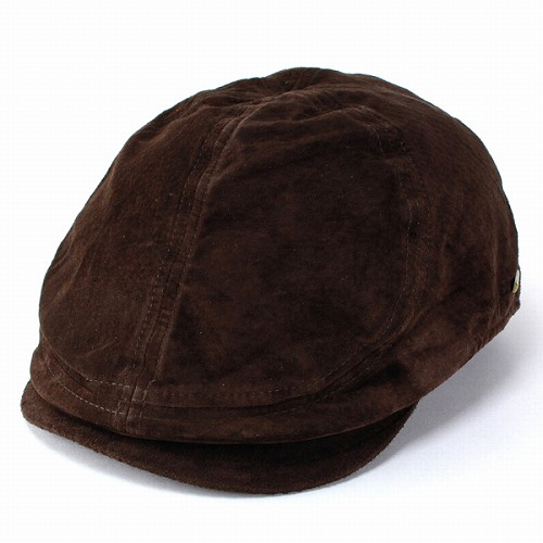 ELEHELM HAT STORE  Hunting men s American Hat brand STETSON (Stetson) suede  leather mens hats for men small suede ivy cap-Brown Brown (Cap and hat shop  ... 08be1d2ae3a