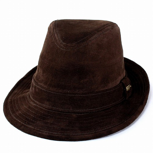 af71fad76a3be ELEHELM HAT STORE  Stetson STETSON Hat Hat mens leather winter leather  items mens Hat   American brand suede suede leather Manish gift gifts too  tea Brown ...