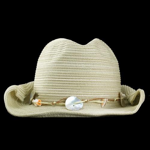 9c7bb3b1dd9 ELEHELM HAT STORE  Hat ladies SCALA scalar Fedora Hat cowboy spring ...