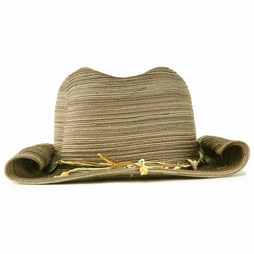 0f0b7b7d7bd The cowboy accessory present gift hat resort for the shell brown tea woman  belonging to hat Lady s SCALA scalar ten-gallon hat cowboy Shell in the  spring ...
