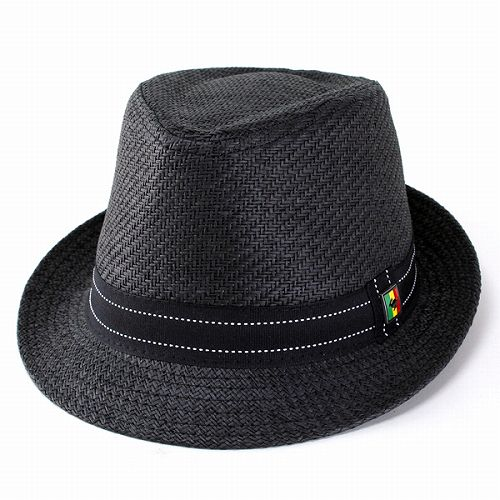 a1bbf3014e6 Straw Hat men s hats women s PETER GRIMM Peter grim straw hat paper  material pgf1198 FRAGILE spring summer Black BLACK hat  (vol Hat straw  straw straw 30s ...
