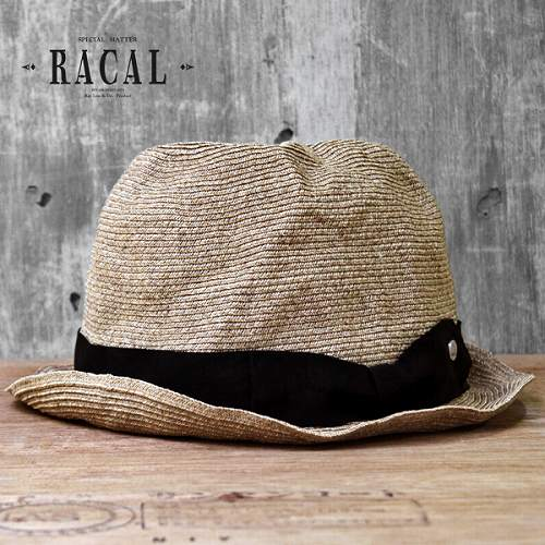 Racal straw hat men's crash hats caps Hat paper Hat natural