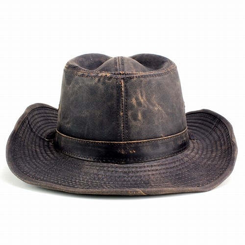 Cowboy hat summer hat and vintage-style Fedora Hat Western Sun Hat Dorfman  DPC import Brown tea (burdock and Sun hats Western hats Fedora Hat cowboy  mens) 18d41ddada4