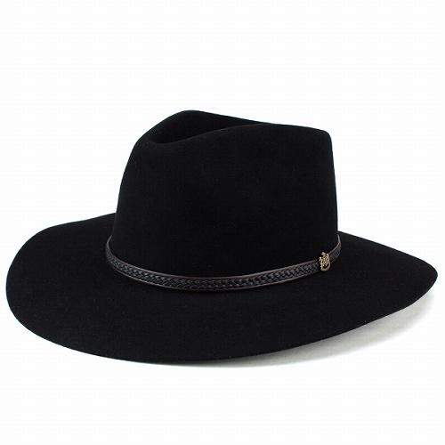 Hats mens Hat wide brim big brim caps Biltmore far felt cowboy off  ROAD HuntClub   Black Black gentlemen biltmore hats winter (senior day) c1cfce9bbe2