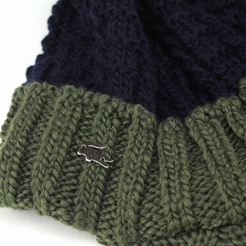 Knit hats men s rim low Lacoste     fashion casual winter sports   wool hats    Navy-Japan LACOSTE knit CAP and 5d96d2c49647