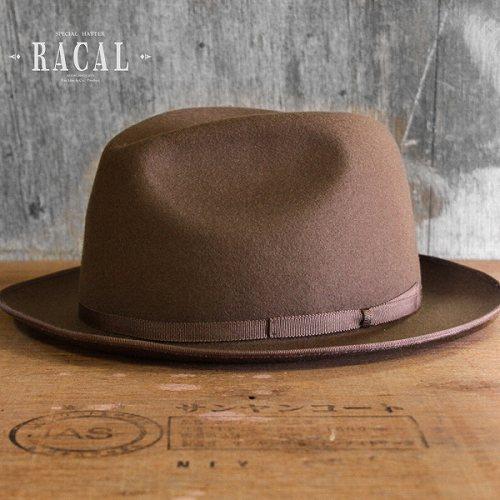 bff296858195d Racal local turu Hat crushable shapes memory felt Hat Nike material Mocha ( hat-men s Japan burdock and boushi)